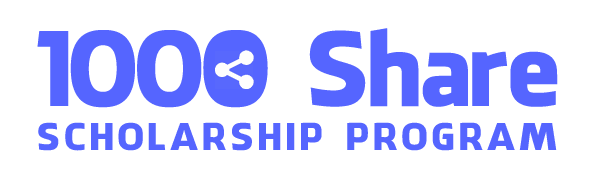 1000 Share Scholarship Program
