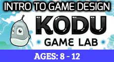 video game design with Kodu